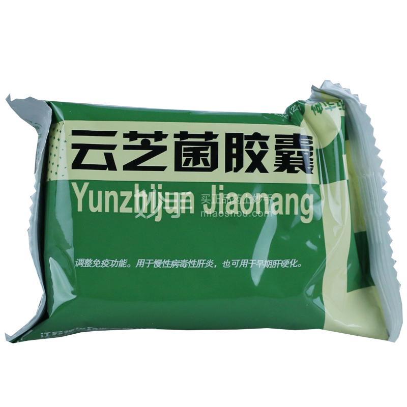 蜜环 云芝菌胶囊 0.32g*30粒